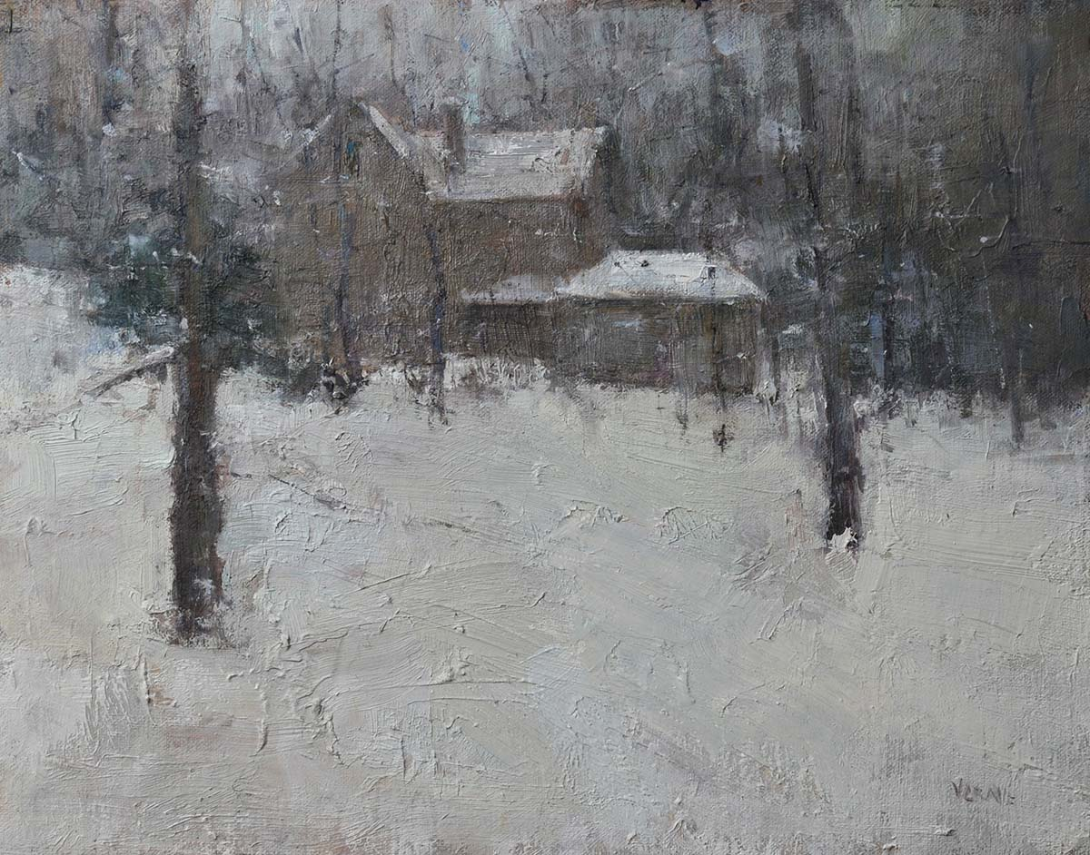 valerie craig at the laffer gallery, fine art, paintings, landscape