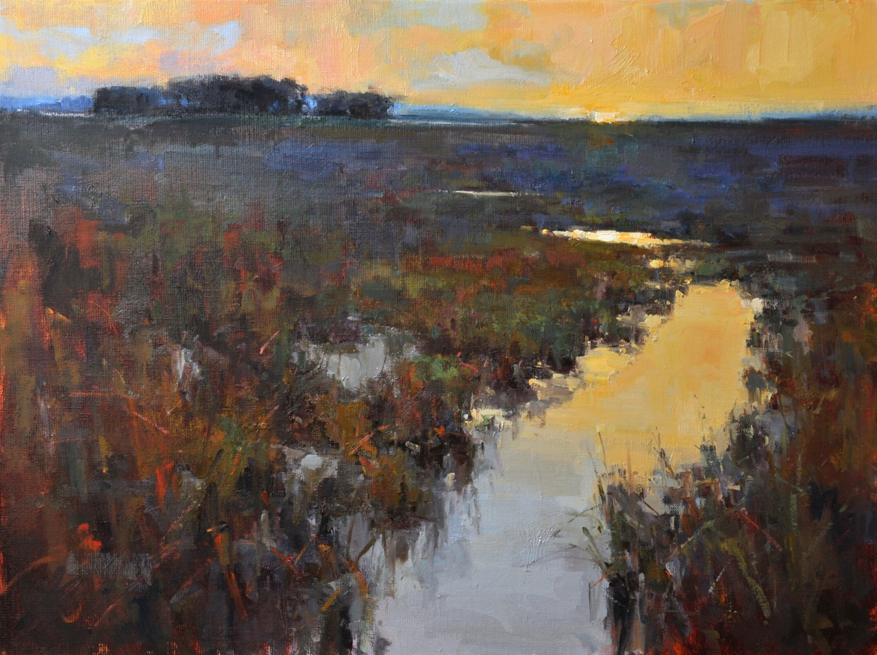valerie craig at the laffer gallery, painting, lanscape, painting, fine art, gallery