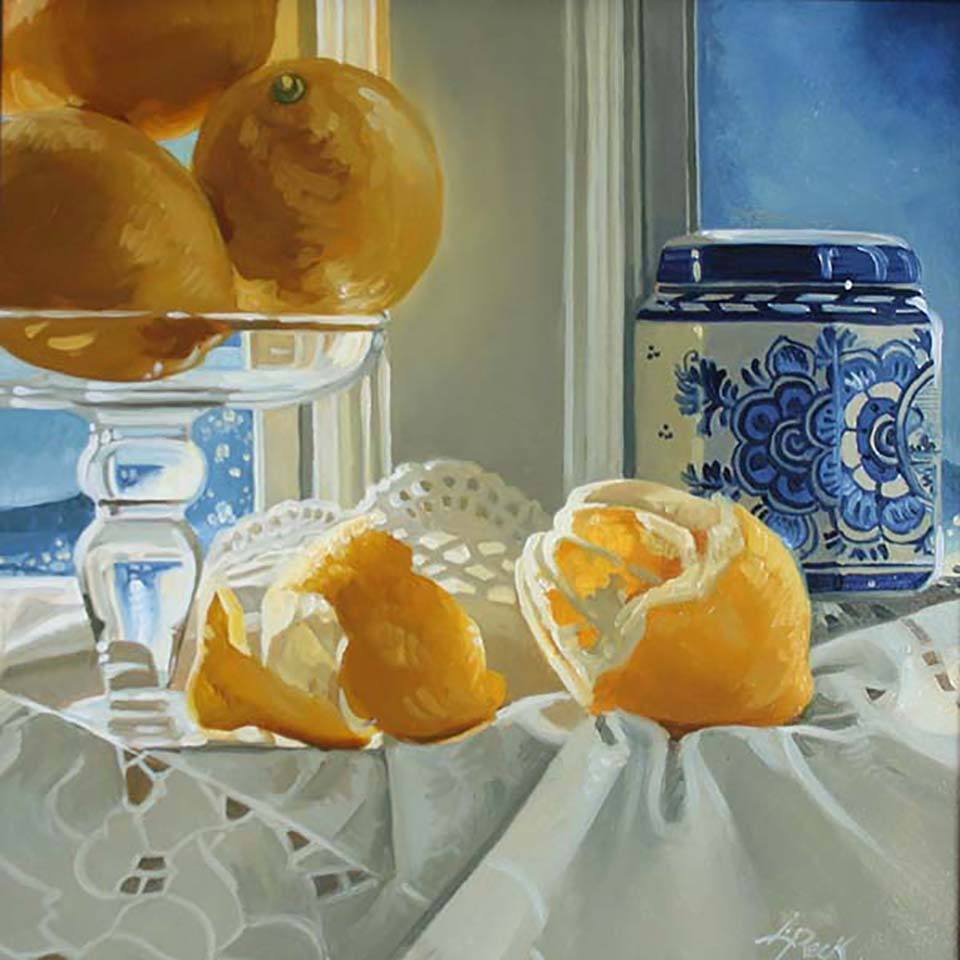 peck_lemons-and-delft_12x12