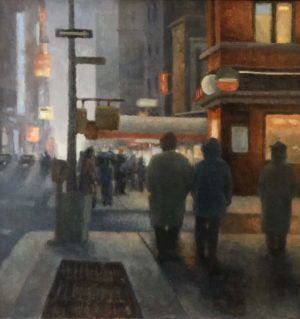 Time Square Glow by Eden Compton Clay