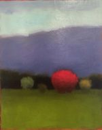 Dotted Landscape By Tracy Helgeson