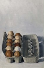 Brown Eggs By Kate Edwards